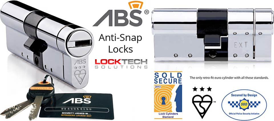 ABS anti snap locks Stevenage